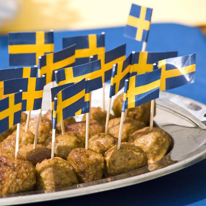 Games Of Patriots Swedes Prefer Domestic Food