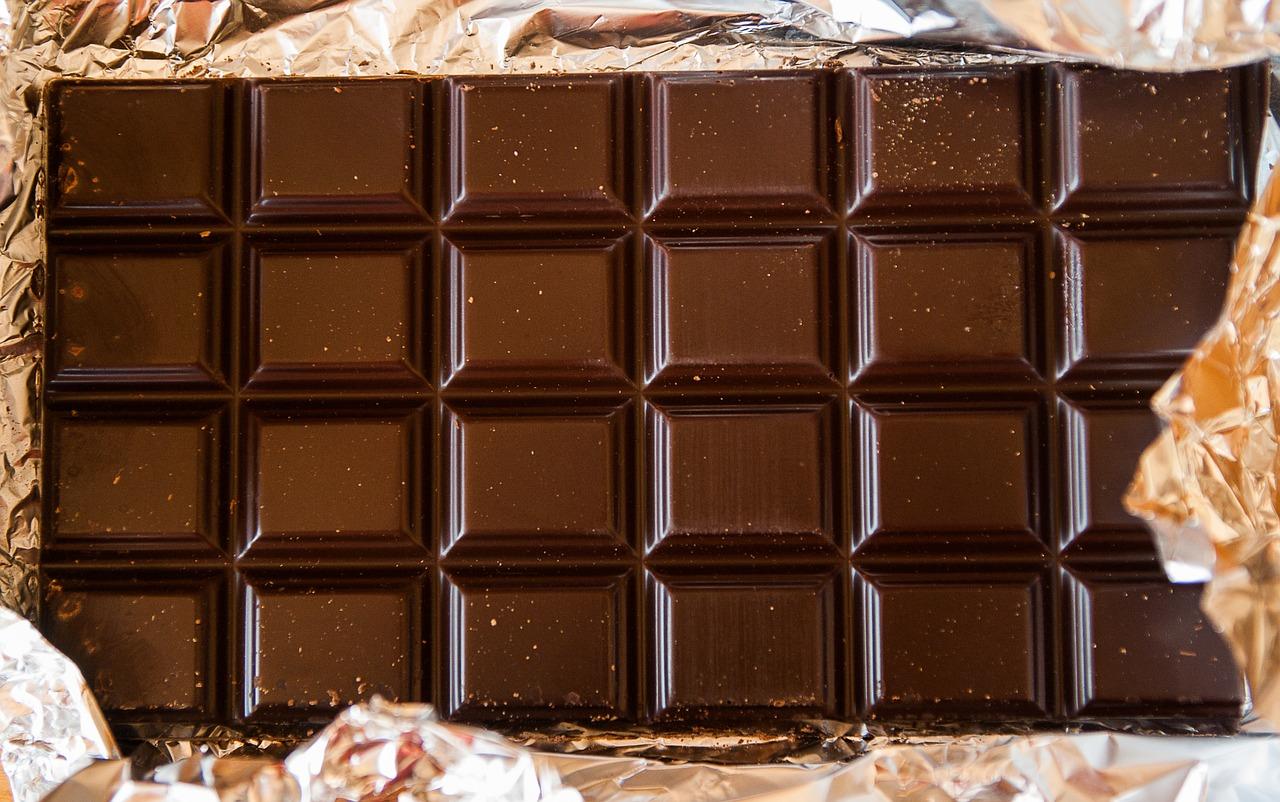 Как сделать на плитке шоколада фото