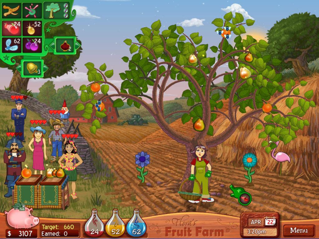 Floras Fruit Farm 1