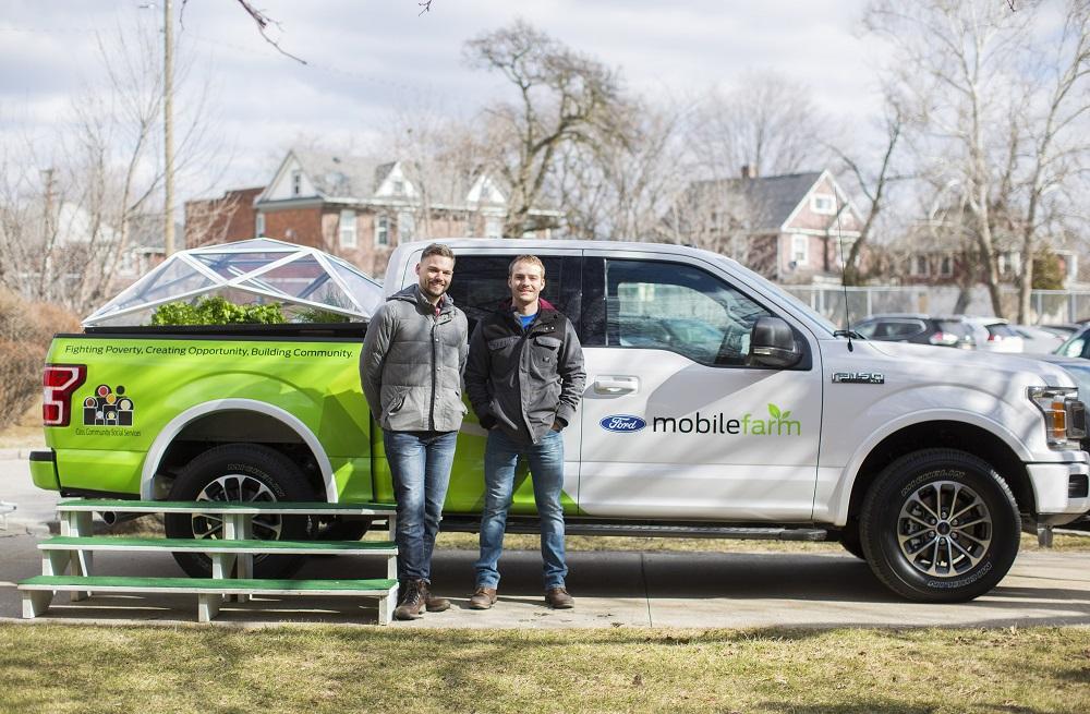 Ford Mobile Garden I