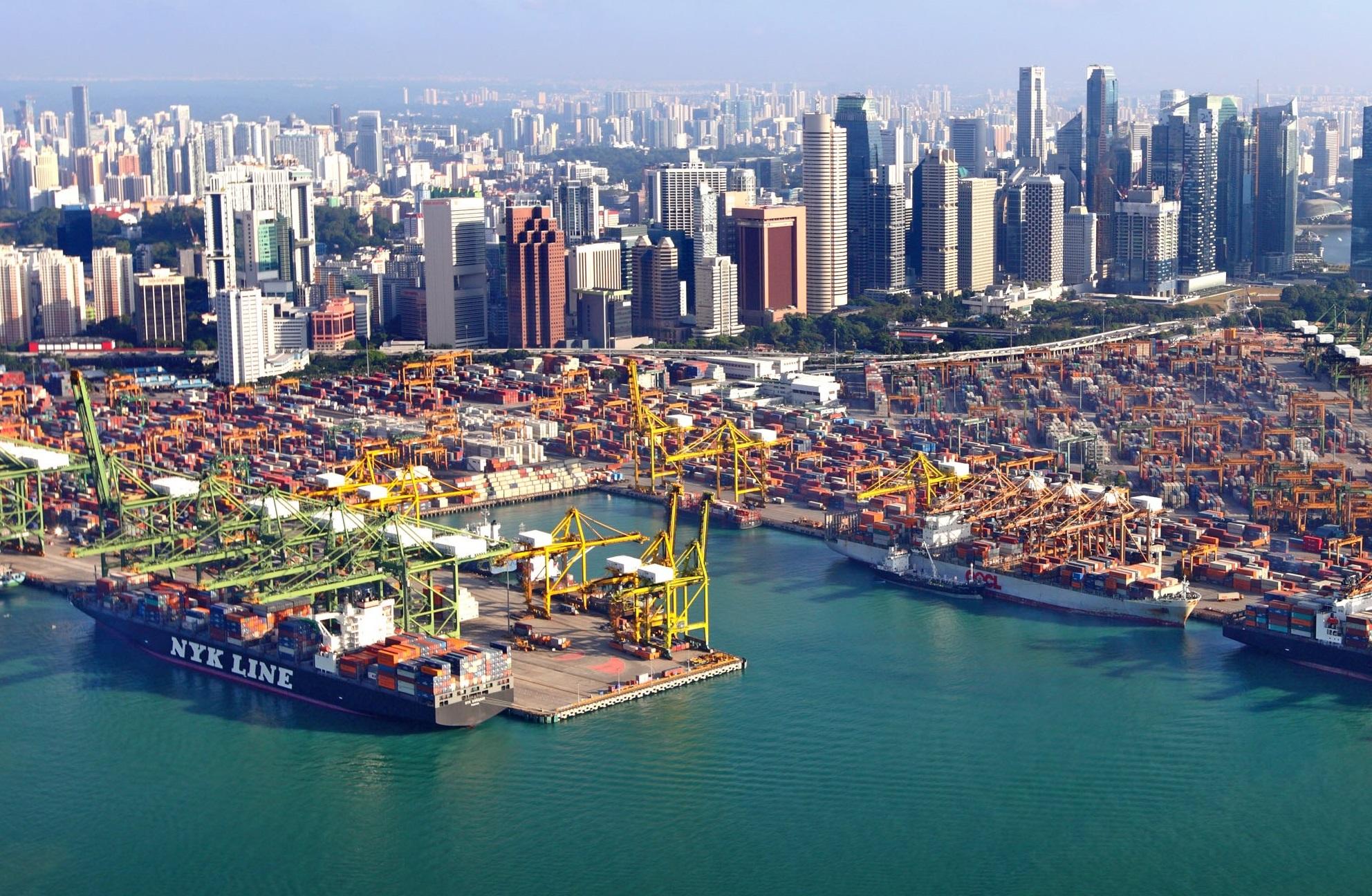 Port Of Singapore 1