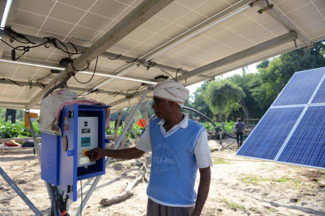 India Environment Solar