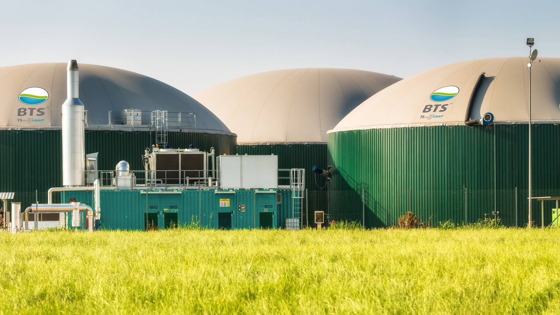 Bts Biogas 65
