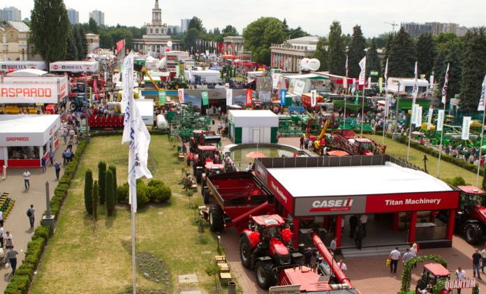 June 6 9 2018 The Agrarian Hightlight Of The Year In The Expocenter Of Ukraine
