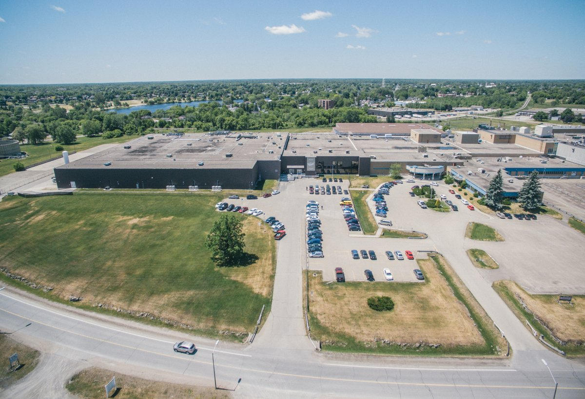Canopy Growth Has Greenhouses Across Canada But Its Headquarters Are Based In A Once Abandoned Hershey Chocolate Factory In The Small Town Of Smiths Falls Ontario