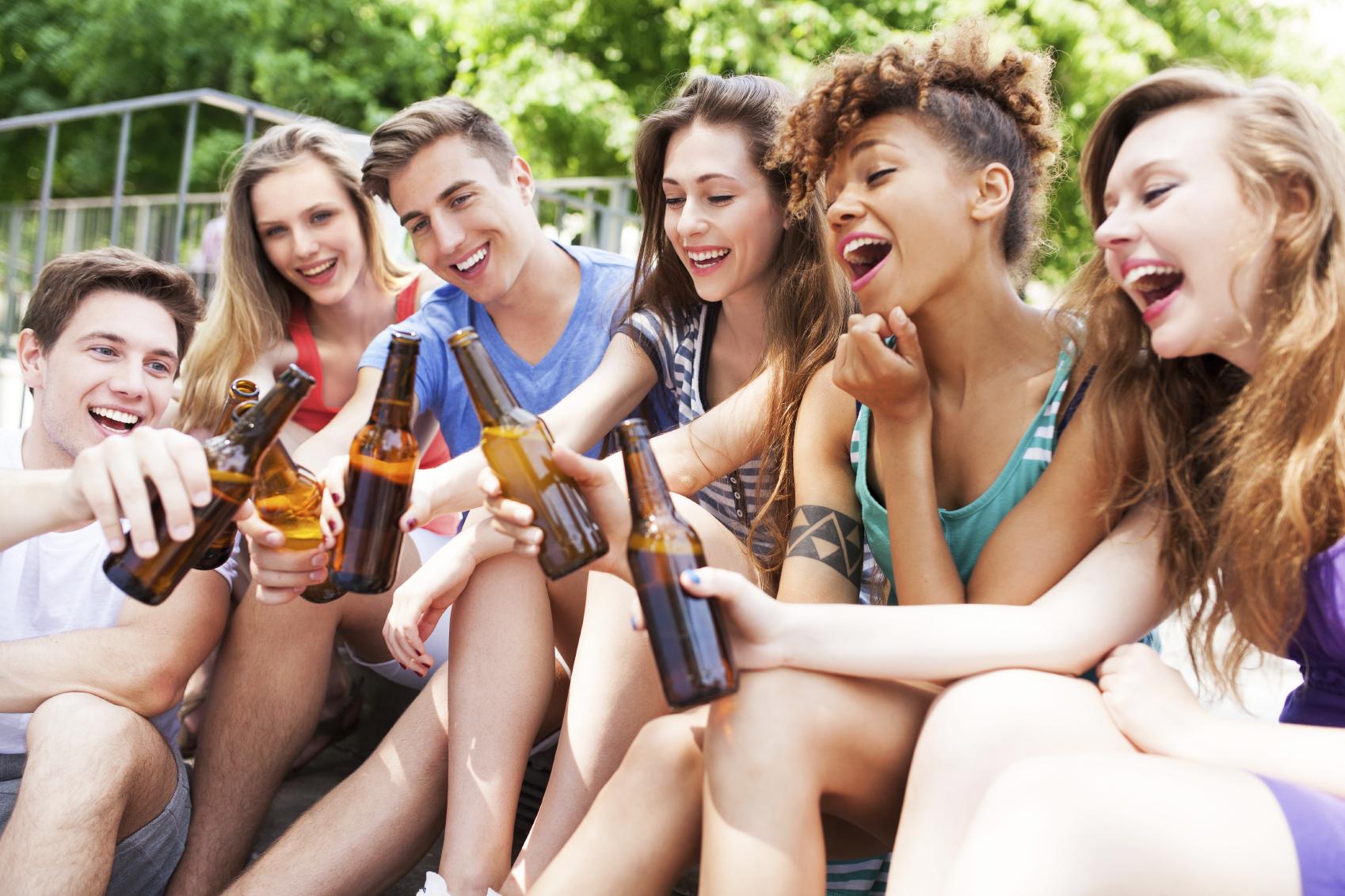 раз я выпил с друзьями по привычке слушать - 13