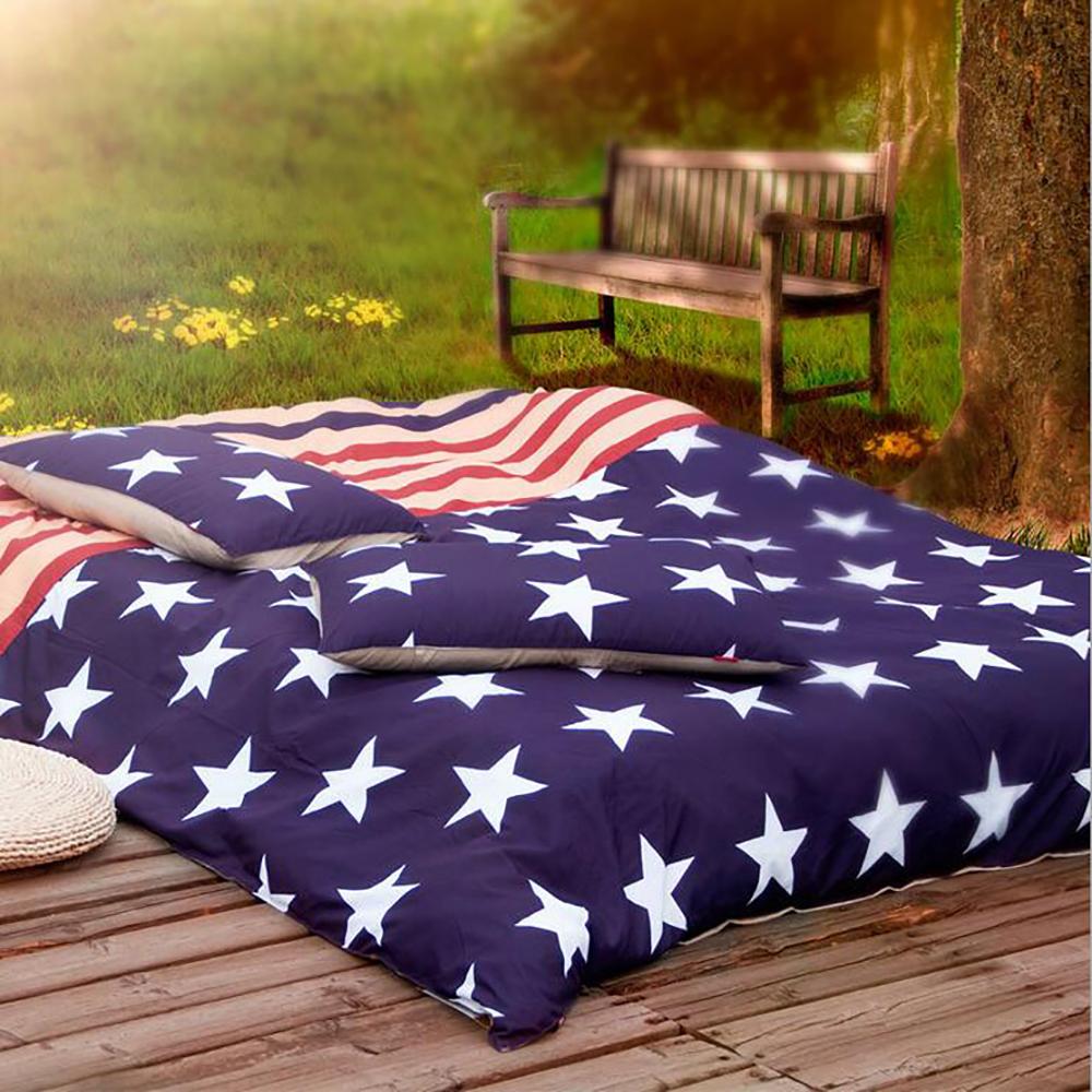 3d Galaxy Bedding Sets Twin Queen Size Universe Usa Flag Themed Bedspread 3pcs 4pcs Bed Linen