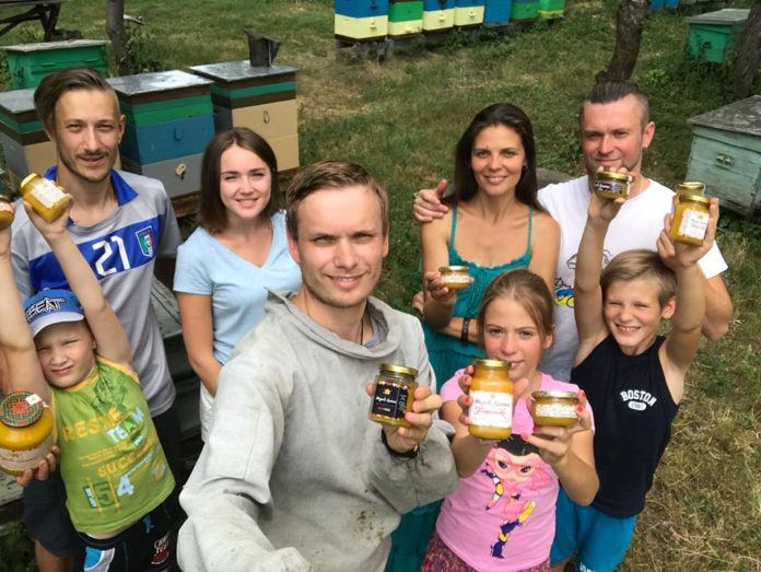Bug River Bouquet First Tasters Of Honey Will Appear In Ukraine