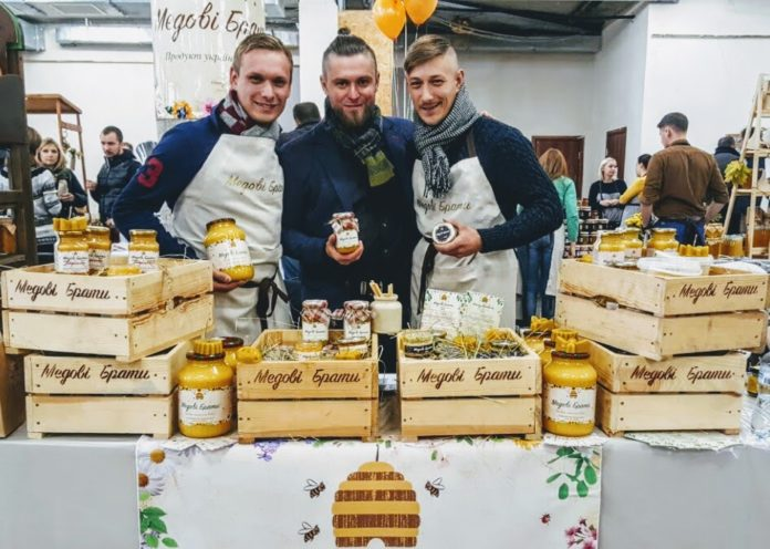 Honey Trap The Drummer Of Haydamaky And His Cousins Have Created Ukrainian Honey La Fran Aise