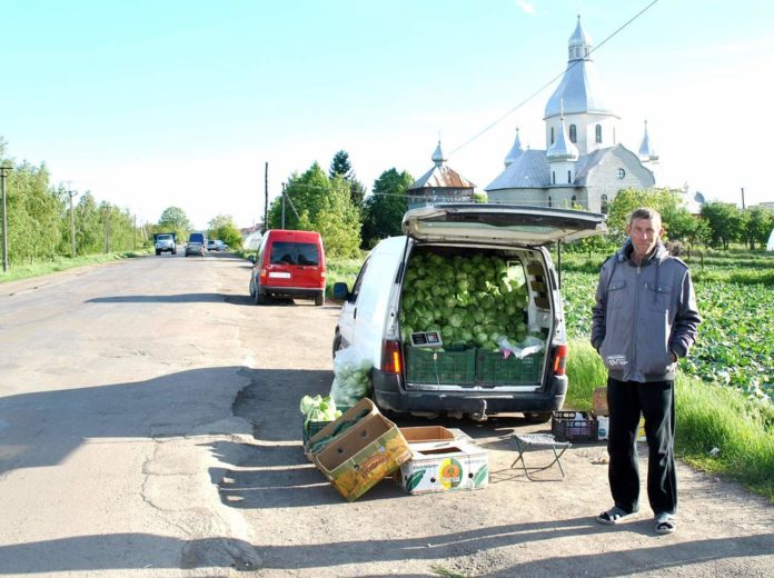 Cutheads Transcarpathian Quot Plastic Valley Quot Has Invited Thousands Of Inhabitants To Do The Cabbage Business