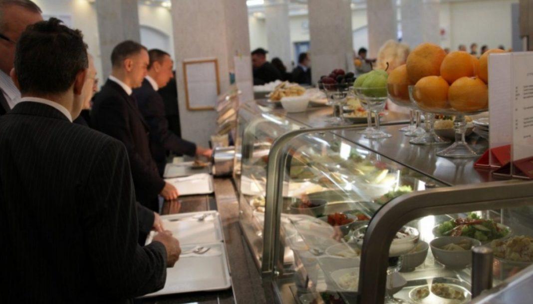 White Magic The Verkhovna Rada 039 S Canteen Buys Flour Twice As Much