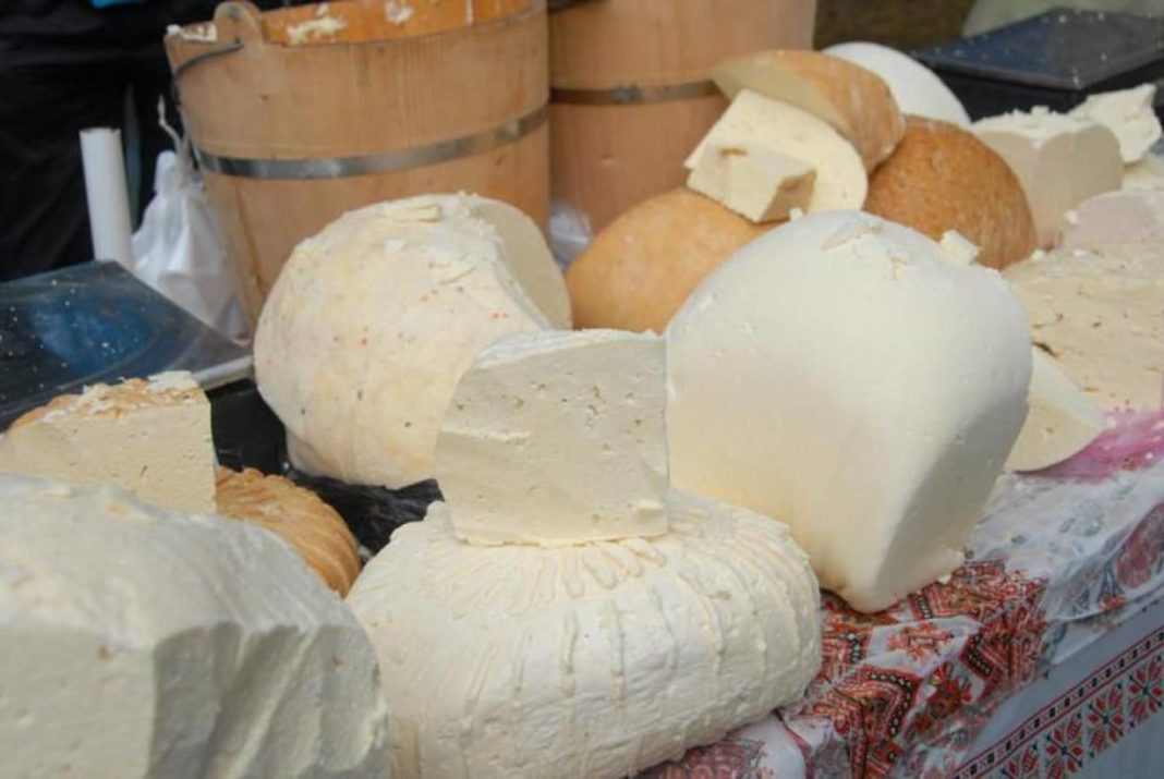 Brand Brynza Huzul Cheese Will Receive The Brand Of Geographical Indication