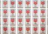 Campbells Soup Cans 100x70