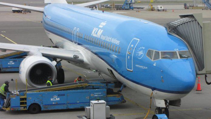 Klm Japan Airlines