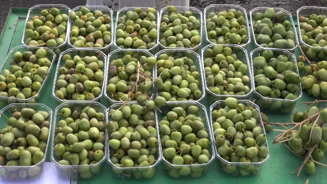 Mini Kiwi Baby Fruit Actinidia Arguta In Agriculture Market Eyvi 5vg F0000 1068x601