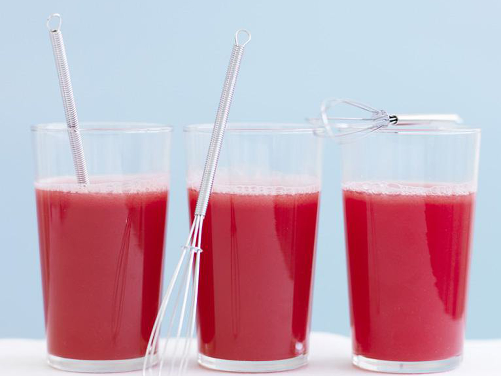 Watermelon Raspberry Juice