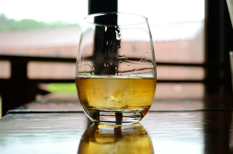 Whisky Sunshine Ice