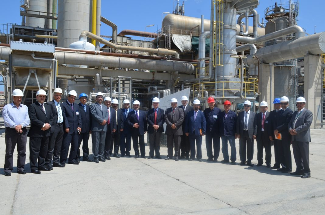 Ammonium Ra Egyptian Company Will Start Producing Mineral Fertilizers In Ukraine