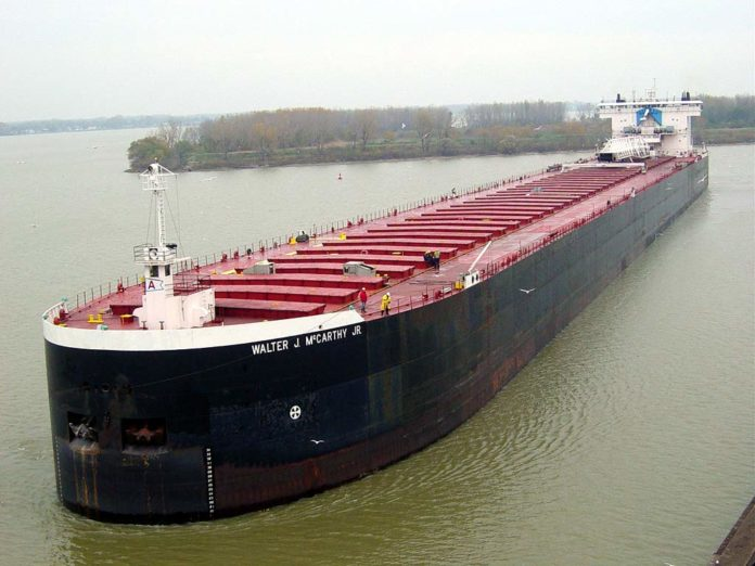 Seasickness Due To A Maritime Incident Ships With Grain Go Back And Stocks Fall