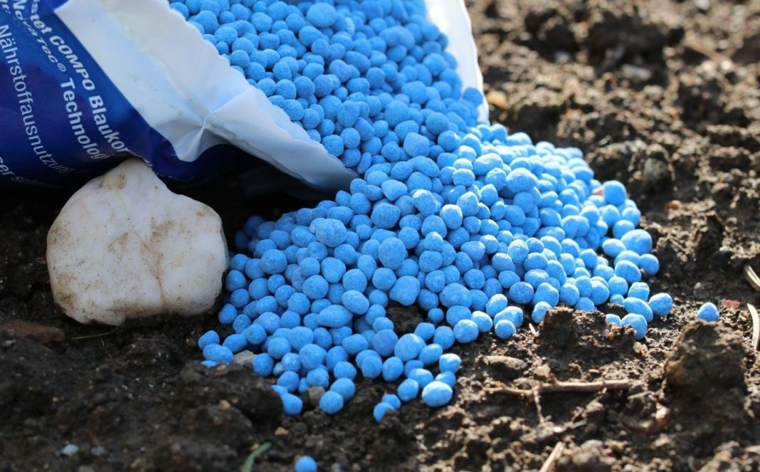 Special Order Ukraine Has Increased The Import Of Special Fertilizers They Buy Them In Norway Poland And Lithuania