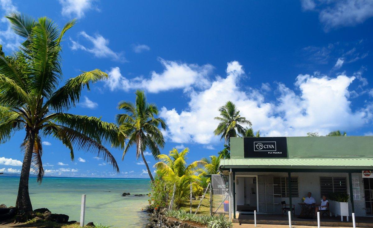 Civa Fiji Pearls Boutique Opening Taveuni 22