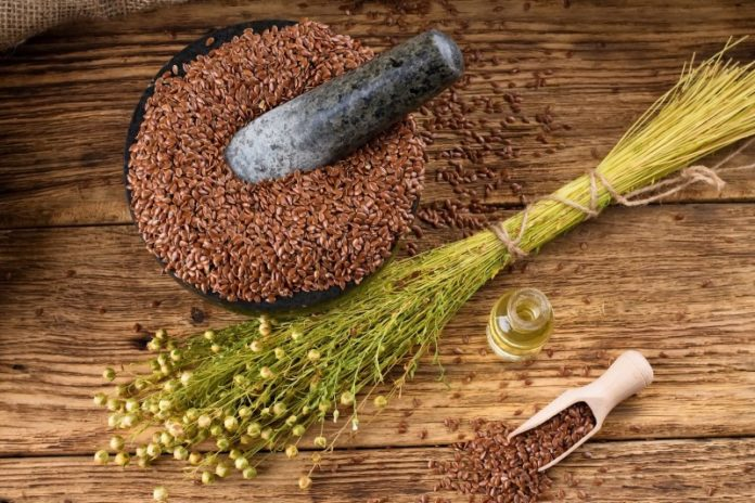 Flax Seeds Are Very Rich In Lignans 696x464