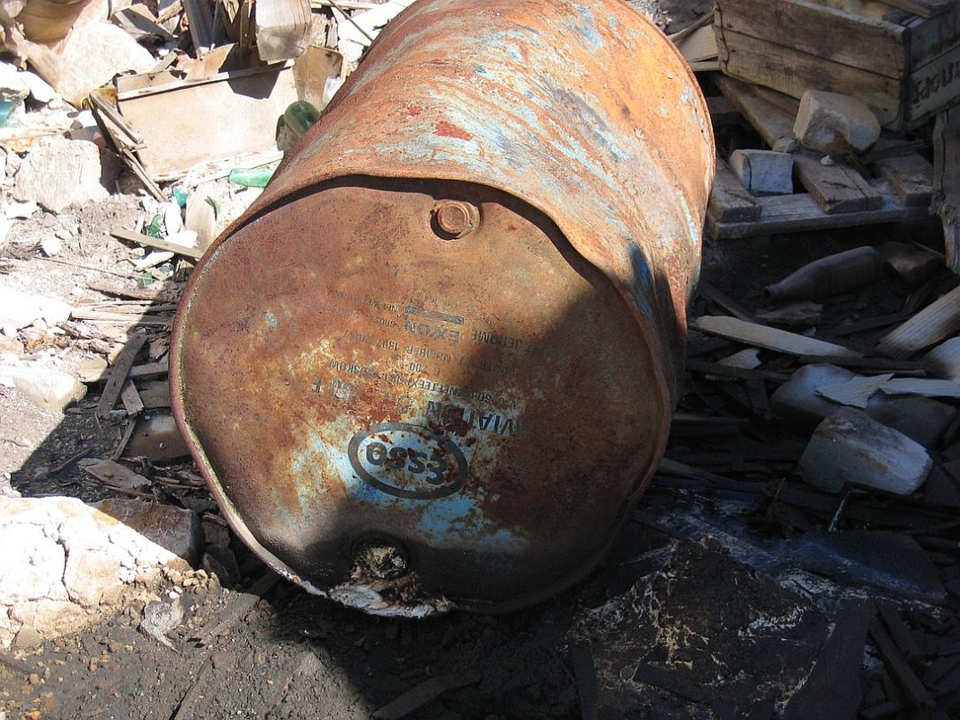 Powder Kegs In Ukraine They Will Mark Warehouses With Non Usable Pesticides For The First Time