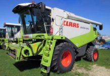 Claas 218x150