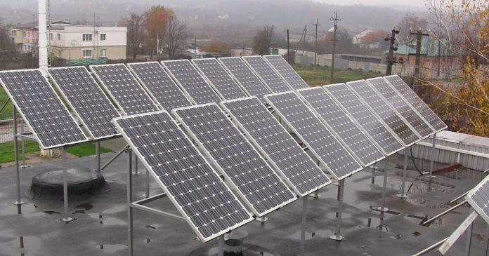 Rooftop Solar Power Plant 696x365