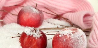 Depositphotos 45266543 Stock Photo Red Apples In Snow Close 324x160
