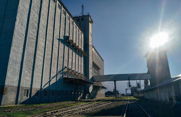 Elevator G R Agro Zbilshyv Tempy Zagotivli Udvichi