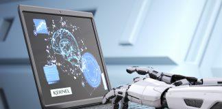 Programnyj Robot Stav Pershym Tsyfrovym Spivrobitnykom Kernel