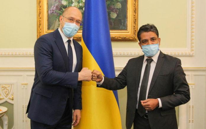 Ukrayina Gotova Naroshhuvaty Obsyagy Eksportu Harchovoyi Ta Agroproduktsiyi Do Indiyi Shmygal