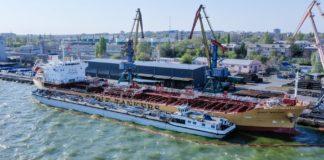 Z Ukrayiny V Ssha Vpershe Eksportuvaly Rafinovanu Sonyashnykovu Oliyu Tankernoyu Partiyeyu