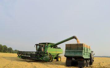 Z Ukrayiny Eksportuvaly 326 Mln Tonn Zerna