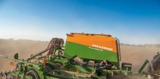 Amazone U 2020 Rotsi Dosyagla Rekordnogo Oborotu V Rozmiri 537