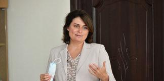 Olena Kovalova Ocholyla Instytut Neperervnoyi Osvity I Turyzmu Nubip