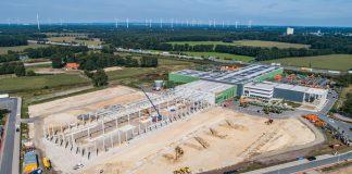 Amazone Investuye 30 Mln V Rozshyrennya Vyrobnychyh Majdanchykiv