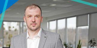 Novostvorenyj Departament Rozvytku Biznesu Kliyentiv Mhp Ocholyv Dmytro Morozov